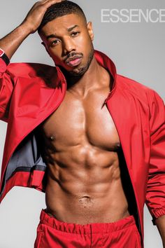 If You're Able to Look at This Michael B. Jordan Picture Without Fainting, Congratulations!
