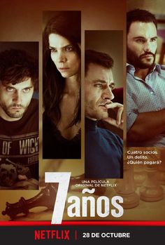 Directed by Roger Gual. With Juana Acosta, Alex Brendemühl, Paco León, Manuel Morón. Four friends face an agonizing decision. One must go to prison. The other three must make the sacrifice worthwhile.