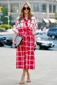 Streetstyle на Неделе моды в Нью-Йорке. Часть 4:40 самых интересно одетых гостей показов весна-лето 2014