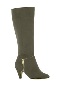 Wide-Calf Boots That Really Fit (& Look So Cool!) #refinery29  http://www.refinery29.com/best-fall-wide-calf-boots#slide23