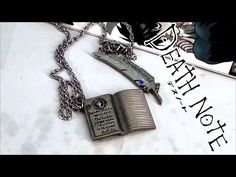 Death Note Double Necklace Unwrap MyMail https://youtu.be/0rI6s_c4CHw