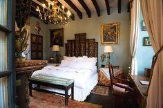 Quinta Quebrada, es sin duda la casa más extraordinario en San Miguel de Allende. con encanto del siglo 18