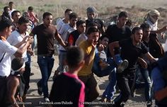2 Palestinians injured by Israeli bullets in Gaza Strip - The Palestinian Information Center