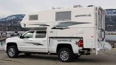 Northern Lite 8-11 EX dry bath truck camper, http://www.truckcampermagazine.com/news/tcm-exclusive-2018-northern-lite-8-11-ex/