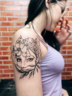 Face Tattoos, Mini Tattoos, Sexy Tattoos, Body Art Tattoos, Small Tattoos, Sleeve Tattoos, Tattoos For Women, Cool Tattoos, Tattoo Femeninos