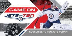 Jets on TSN - Season Launch on Behance