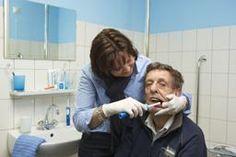 Assisted dental hygiene :D