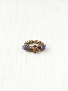 Trio Stone Ring at Free People Clothing Boutique