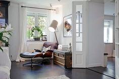 Maison deco scandinave moderne