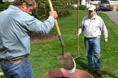 This Old House landscape contractor Roger Cook explains how to remove crabgrass.