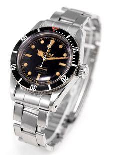 Rolex James Bond Submariner 6538. #rolex #jamesbondrolex #jamesbondwatch