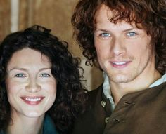 Sam & Cait // #OutlanderSeries #Outlander