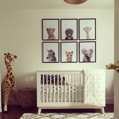 Chambre bébé Charles par Vanessa C Design