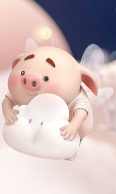 Little Pigs, Little Babies, Cute Piglets, Piggly Wiggly, Wonder Art, Cute Cartoon Images, Pig Drawing, Pig Illustration, Anime Scenery Wallpaper