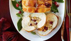 Holiday Turkey Roast (The Best) Blinis Toppings, Sauce Béarnaise, Ricardo Recipe, Christmas Turkey, Creme Fraiche, Roasted Turkey, Sour Cream, The Best, Diet