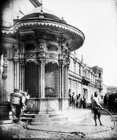 1.Abdülhamit Sebili (~1900. Bahçekapı) #istanbul pic.twitter.com/EXvpR7JKo7