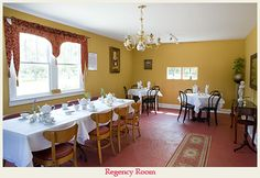 Vianne's Tea House