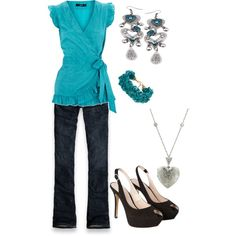 I know I look good., created by kanani-wilson on Polyvore