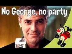 No George No party - Auguri di compleanno da George Clooney- Auguri.it - YouTube