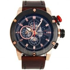 Mens Luxury Watches Ceramic Bezel Sapphire Glass Luminous Quartz Silver Gold Two Tone Stainless Steel Watch (Gold Blue) – Fine Jewelry & Collectibles Mens Dress Watches, Casual Watches, Mens Skeleton Watch, Watch Crown, Automatic Watches For Men, Mechanical Watch, Sport Watches, Stainless Steel Case, Chronograph
