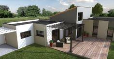 Maison moderne Basse Goulaine 44