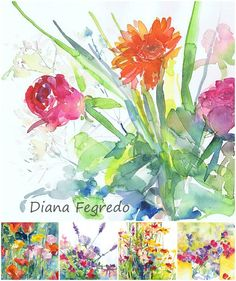 Diana Fegredo Designs, stunning artwork for prints and stationery!