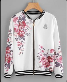 Girls Fashion Clothes, Teen Fashion Outfits, Stylish Outfits, Girl Fashion, Cool Outfits, Cute Jackets, Kawaii Clothes, Aesthetic Clothes, Emo Outfits