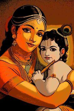 Beautiful Lord Krishna #DandvatPranam dandvat.com