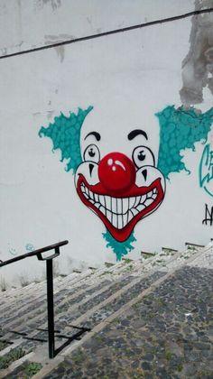 Arte urbano Lisboa. Cortesía de Begoña Sánchez Miralles.