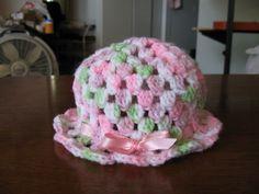 Ravelry: CrochetAmy's Baby Hat