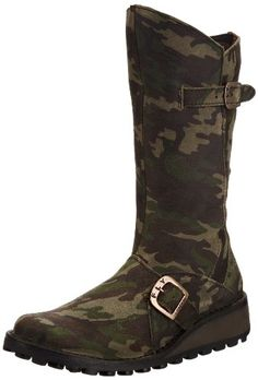 c63d99843672b Fly London Boots, Biker Boots, Riding Boots, Ladies Of London, Bearpaw Boots,  Camouflage, Bag Accessories, Self, Camo