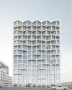 "8,106 curtidas, 37 comentários - ARCHITECTURE HUNTER (@architecture_hunter) no Instagram: ""#architecture_hunter  Sharing Friends Building, by Allmann Sattler Wappner Photographer: Brigida…"""