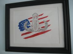 EOD Master badge Original watercolor art matted by CreationsbyGena,