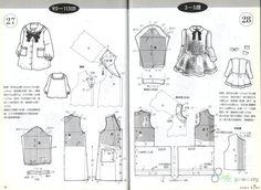 [转载]【裁剪书籍】童装的款式