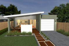 Costa Home Designs  Sunshine Coast Home Builders COCS159 Urban Facade