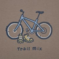 Trail Mix  #LifeIsGood #ThinkSpring