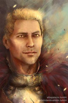 Cullen - Dragon Age Inquisition