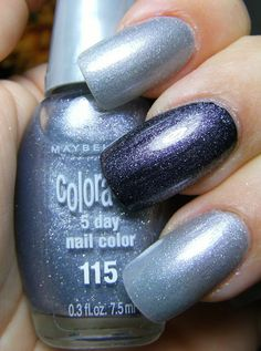 Maybelline Colorama-Cool Blues