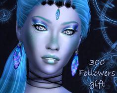 Taty: 3000 Followers gift set • Sims 4 Downloads