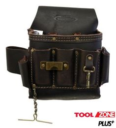 Leather Tool Pouches & Belts
