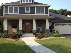 1000 Images About Home Elevations On Pinterest Exterior