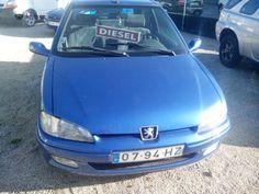 Peugeot 106 azul Peugeot 106 Ano: 1996 kms : 224000 Jante 13 3 portas
