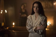 Mary Sibley (Janet Montgomery, pictured) will plan a last-ditch effort to…
