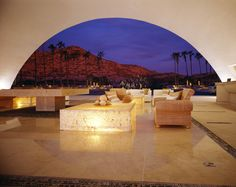 Secrets Marquis Los Cabos - The lobby offers guests breathtaking views.