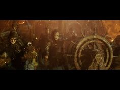 Pirates of the Caribbean: Dead Men Tell No Tales - Pirate's Death - In theaters May 26, 2017 | Disney Movie Trailers