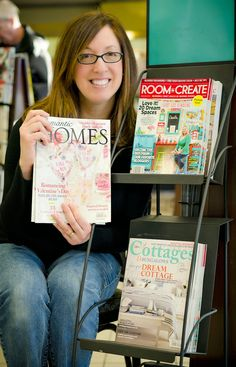tinkered treasures: magazines x3 and new year's wishes
