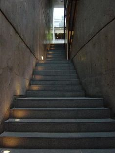 Galleria Akka.  Can't go wrong with anything designed by Tadao Ando - inviting, contemplative spaces of concrete...