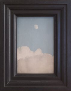 Moon and Clouds, 2013
