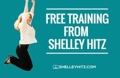 Free Training from Shelley Hitz on Writing, Self-Publishing, Book Marketing, and More