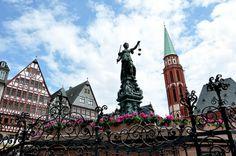 Höchst: Old Town of Frankfurt